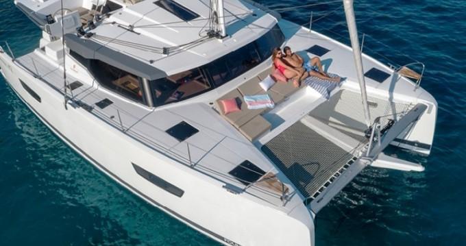 Boat rental Fountaine Pajot Astrea 42 in Marmaris on Samboat
