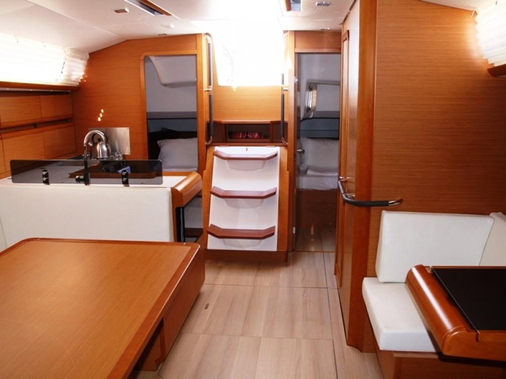 Rental Sailboat in Marmaris - Jeanneau Sun Odyssey 439