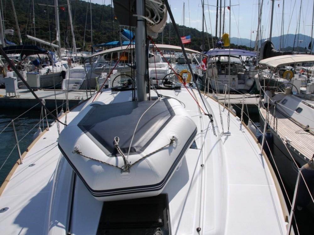 Rent a Jeanneau Sun Odyssey 439 Marmaris