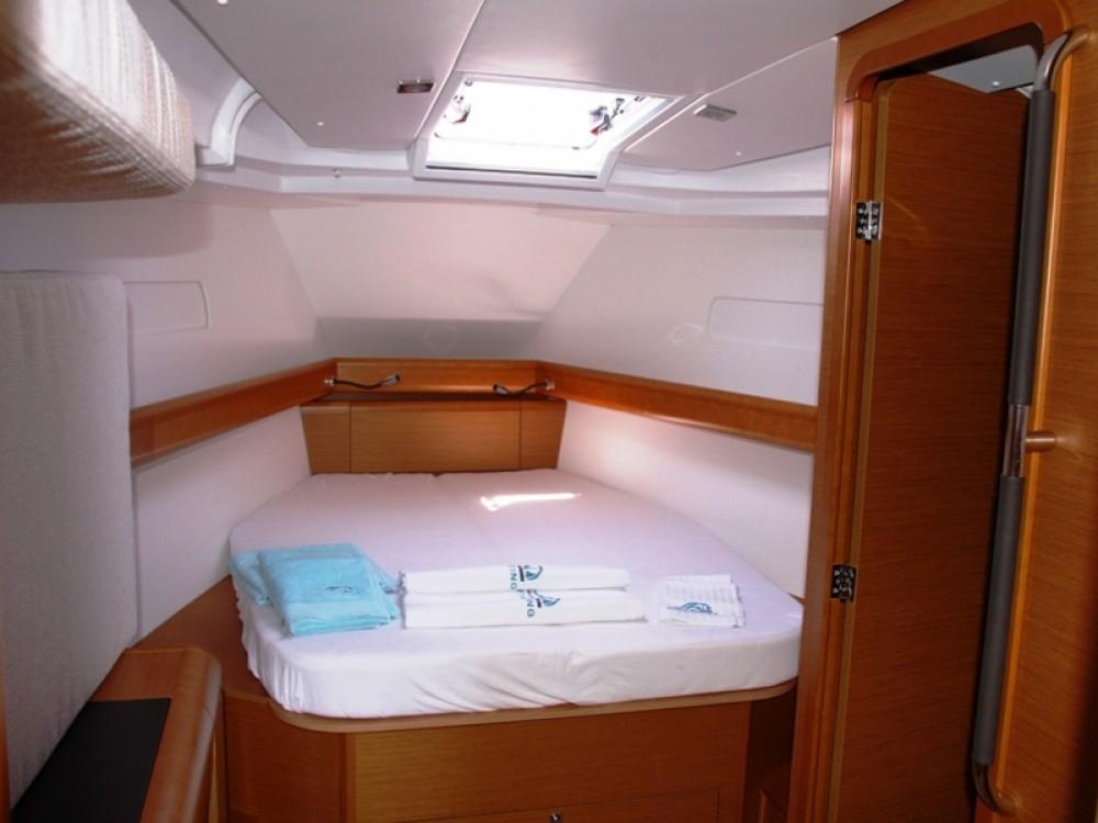 Boat rental Marmaris cheap Sun Odyssey 439