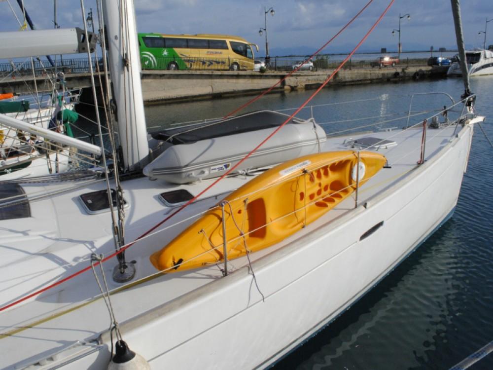 Boat rental Alimos Marina cheap Oceanis 54