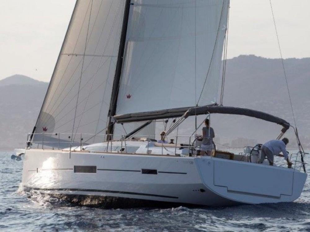 Boat rental Dufour Dufour 520 Grand Large in Marmaris on Samboat