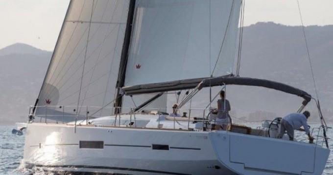Rental Sailboat in Marmaris - Dufour Dufour 520 Grand Large