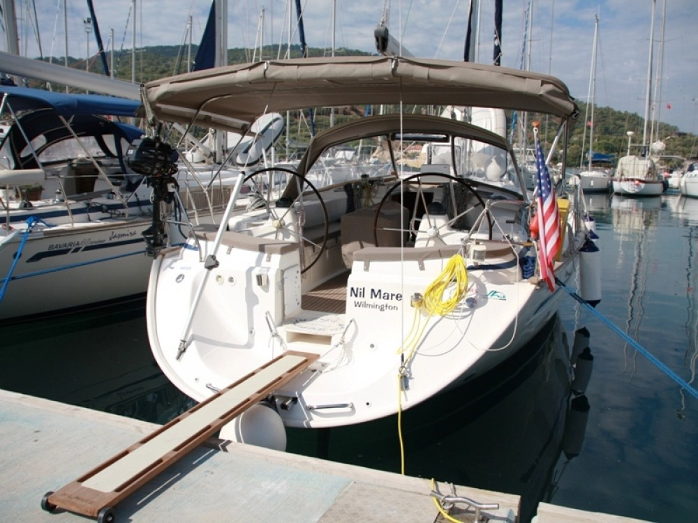 Boat rental Marmaris cheap Bavaria 44