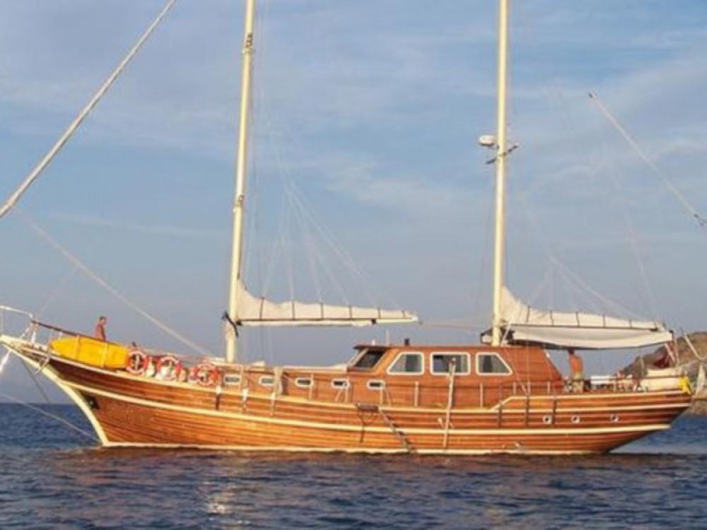 Rental yacht Bodrum -  Gulet Neptun on SamBoat