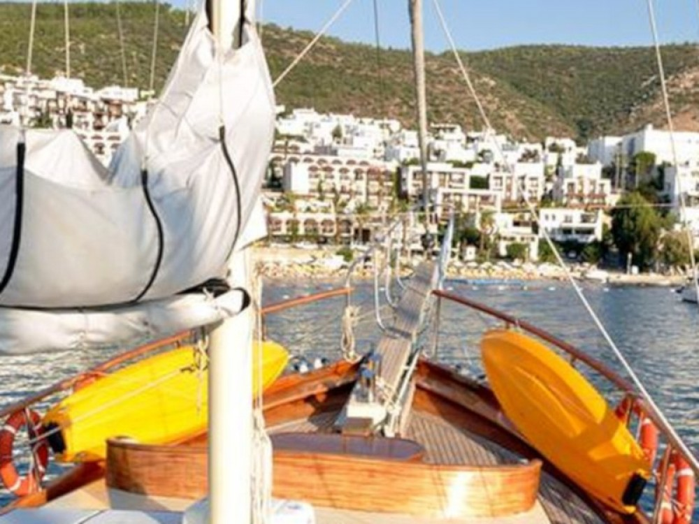 Boat rental Bodrum cheap Gulet Neptun