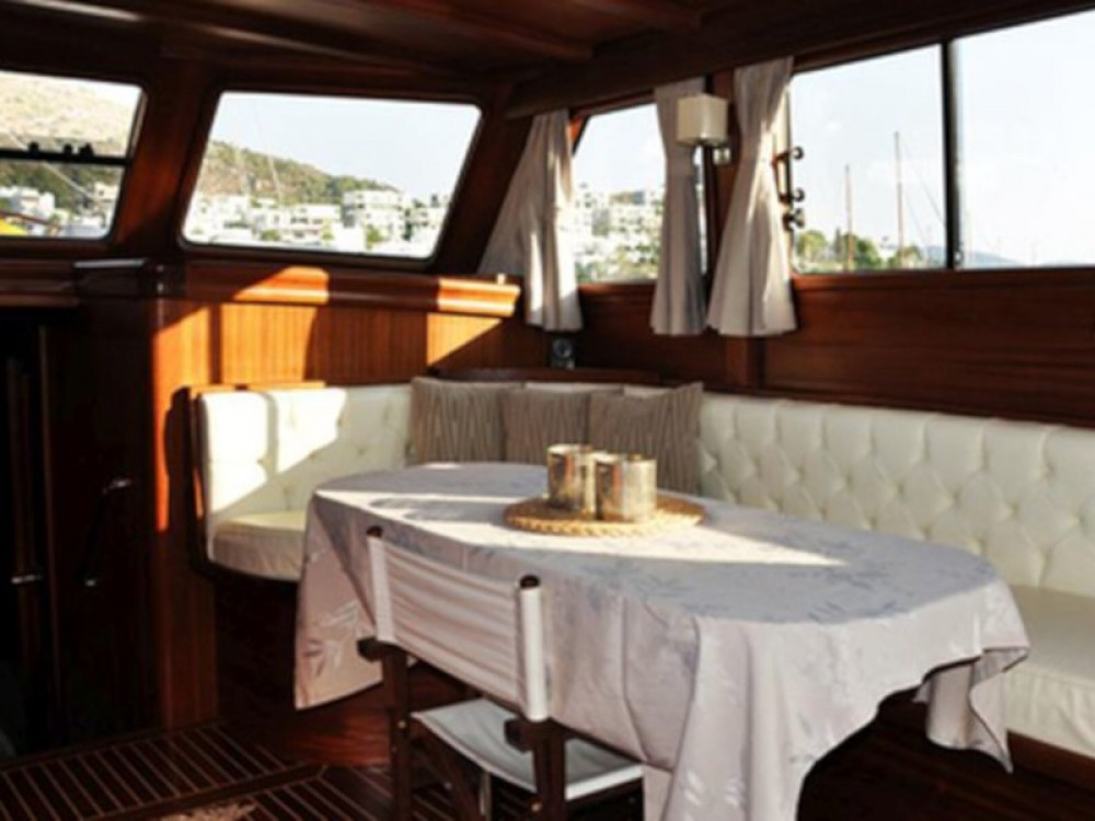 Boat rental  Gulet Neptun in Bodrum on Samboat