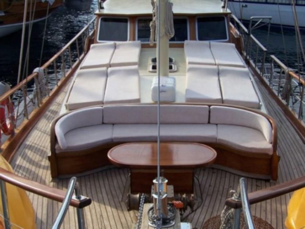 Rental Sailboat in Bodrum -  Gulet Neptun