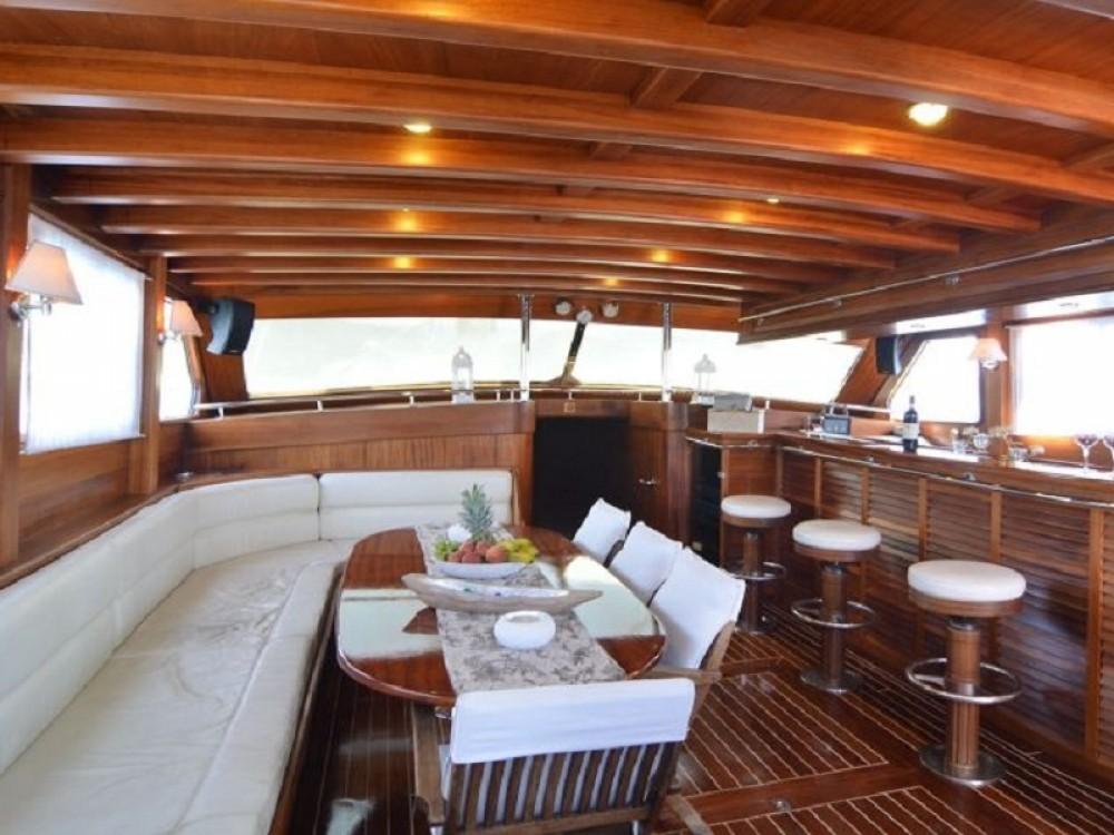 Rental Sailboat in Bodrum -  Gulet Smyrna