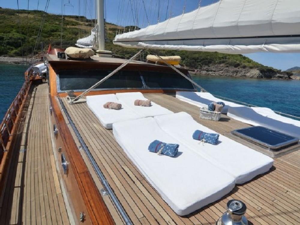 Boat rental  Gulet Smyrna in Bodrum on Samboat