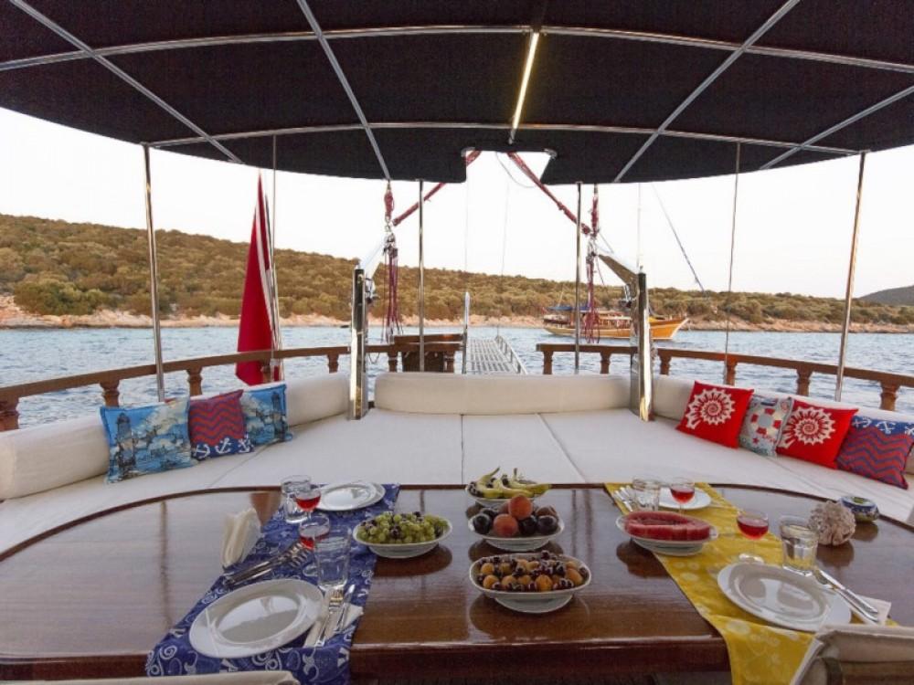 Boat rental Bodrum cheap Gulet Karia