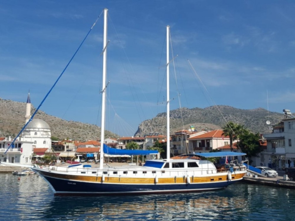 Hire Sailboat with or without skipper  Bodrum