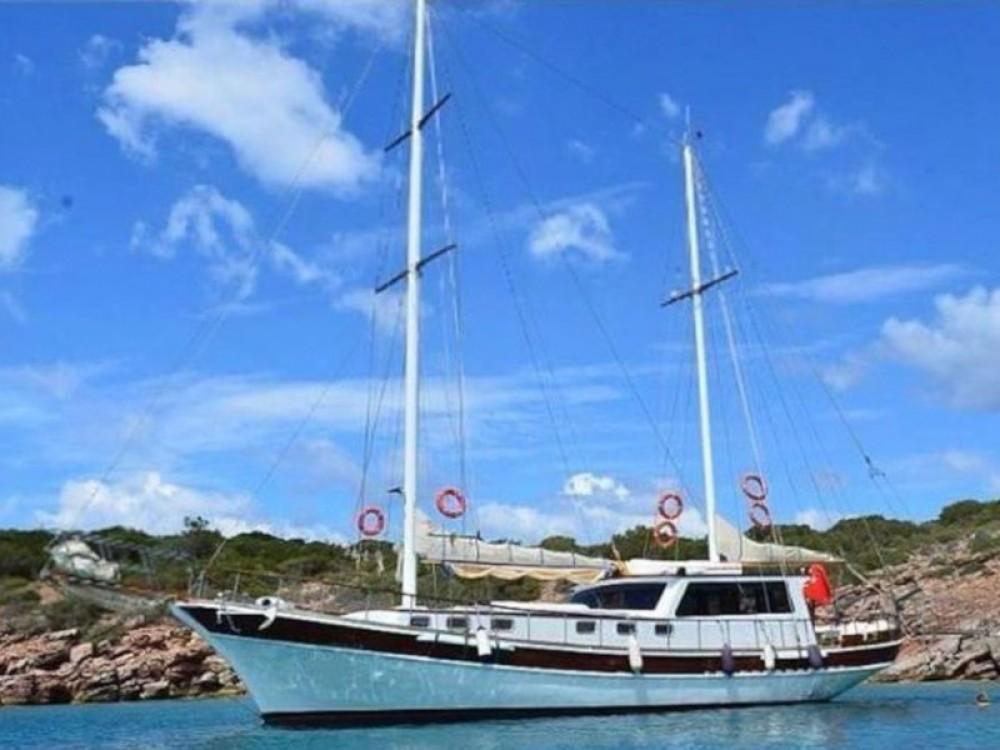 Boat rental  Gulet Remo in Bodrum on Samboat