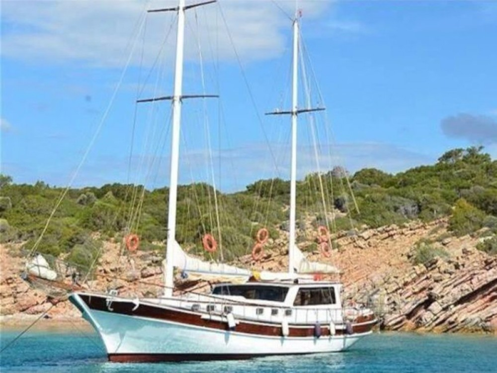 Gulet Remo between personal and professional Bodrum