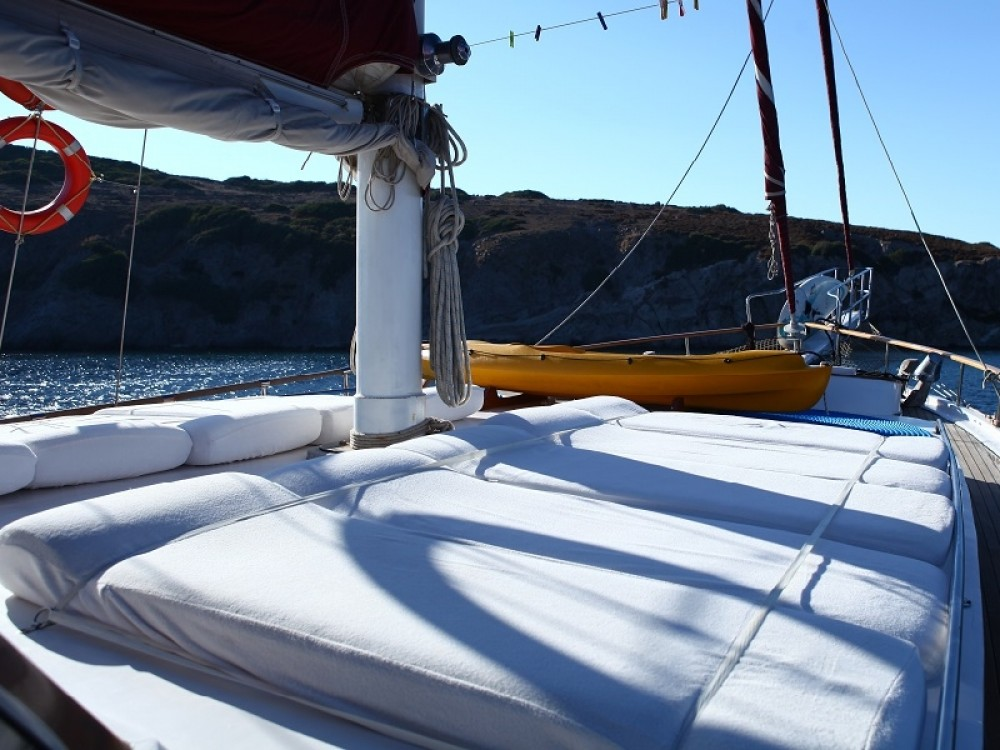 Boat rental Bodrum cheap Gulet-Perrinita