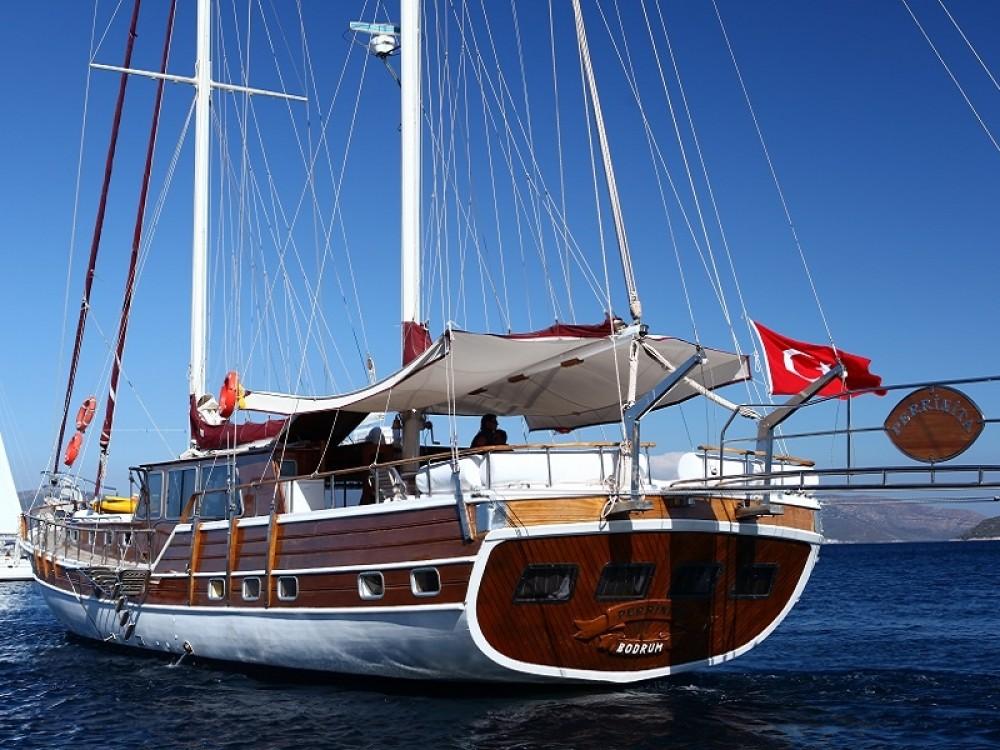 Rental yacht Bodrum -  Gulet-Perrinita on SamBoat