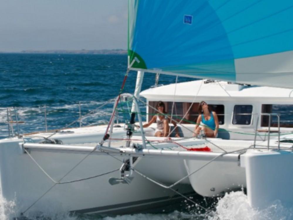 Boat rental Volos cheap Lagoon 450  Flybridge