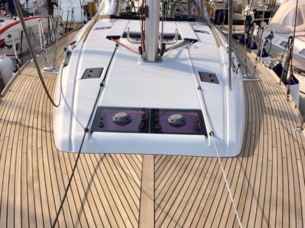 Boat rental Marina Gouvia cheap Sun Odyssey 509