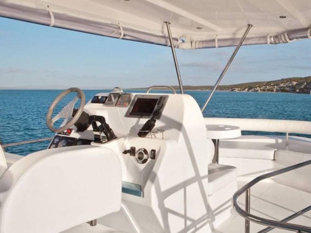 Hire Catamaran with or without skipper Leopard Šibenik