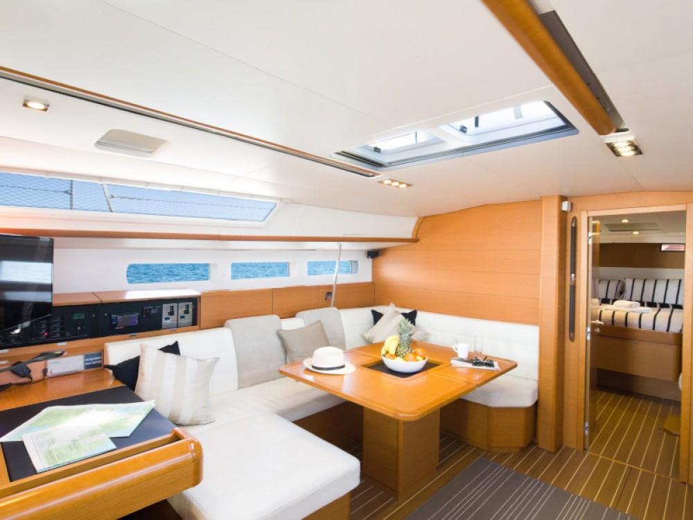 Rent a Jeanneau Sun Odyssey 509 Marina Gouvia