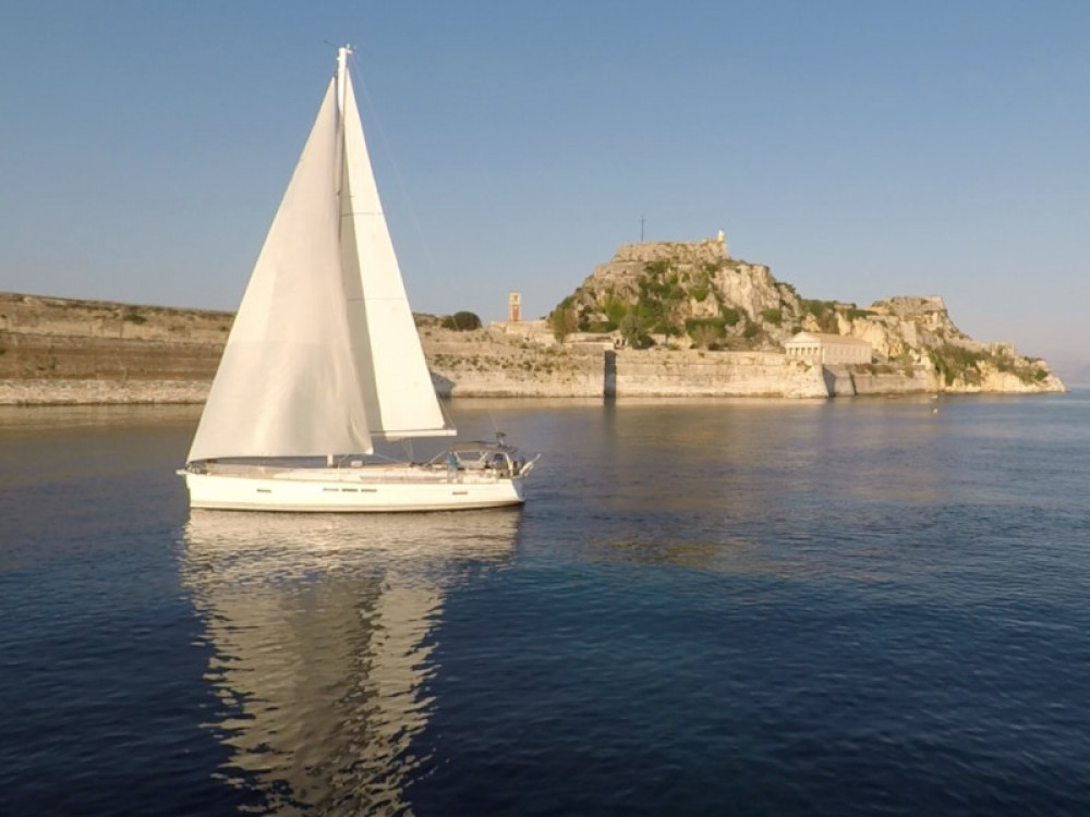 Rental yacht Marina Gouvia - Jeanneau Sun Odyssey 509 on SamBoat