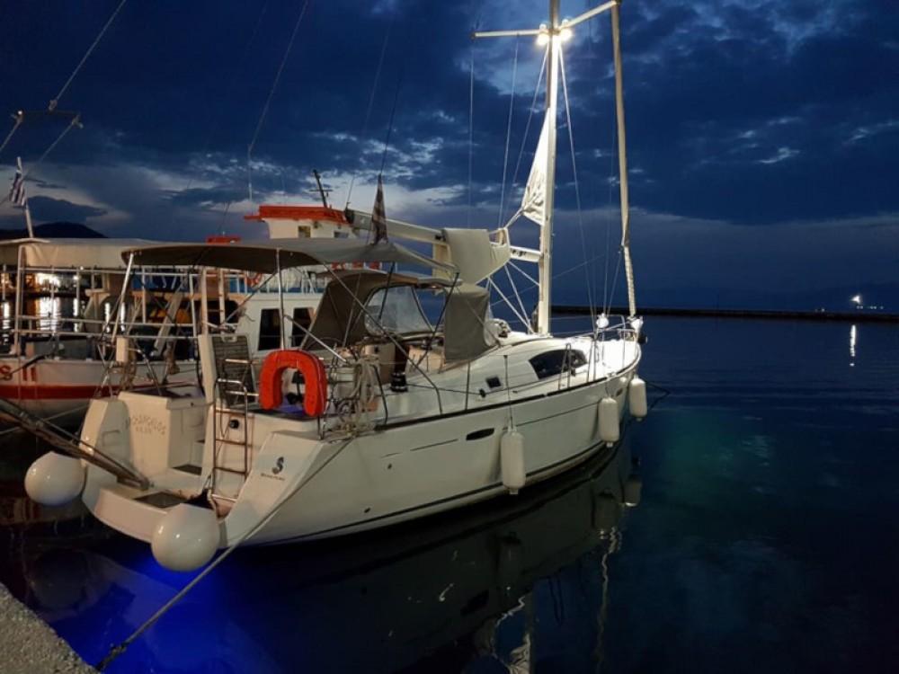 Rental yacht Thassos - Bénéteau Oceanis 43 on SamBoat