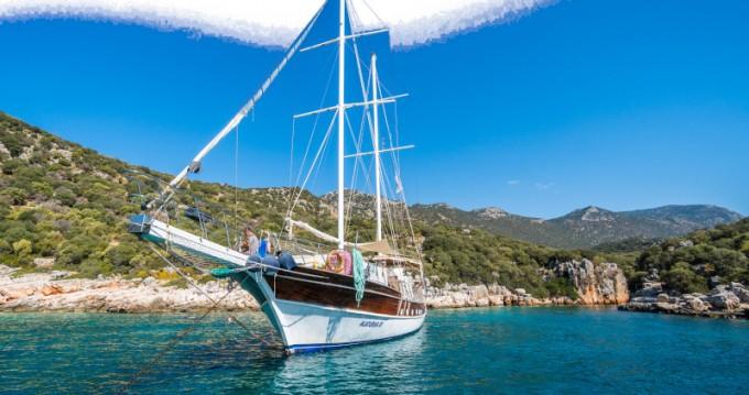 Boat rental Fethiye cheap Gulet- Alaturka 81