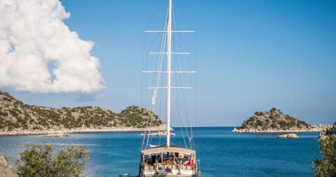 Boat rental  Gulet- Alaturka 81 in Fethiye on Samboat