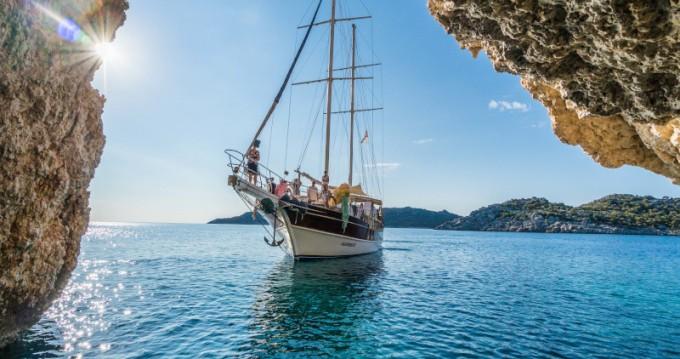 Rental yacht Fethiye -  Gulet- Alaturka 81 on SamBoat