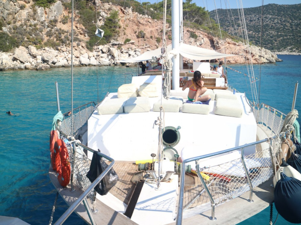 Rental Sailboat in Fethiye -  Gulet- Alaturka 81