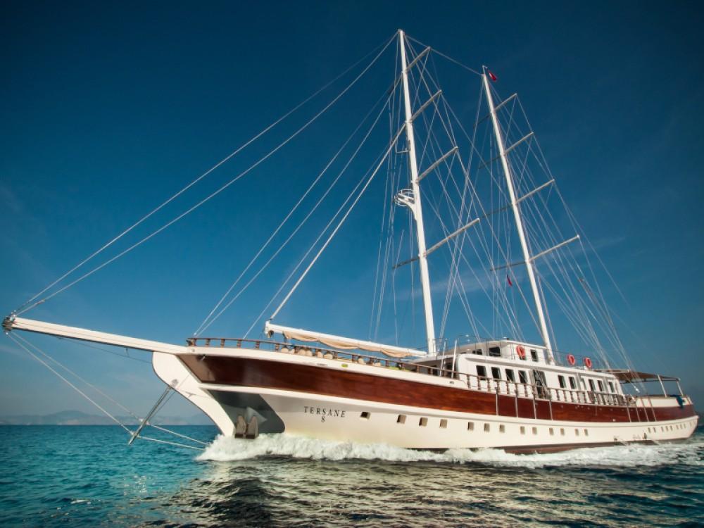 Rental Sailboat in Fethiye -  Gulet- Tersane 8