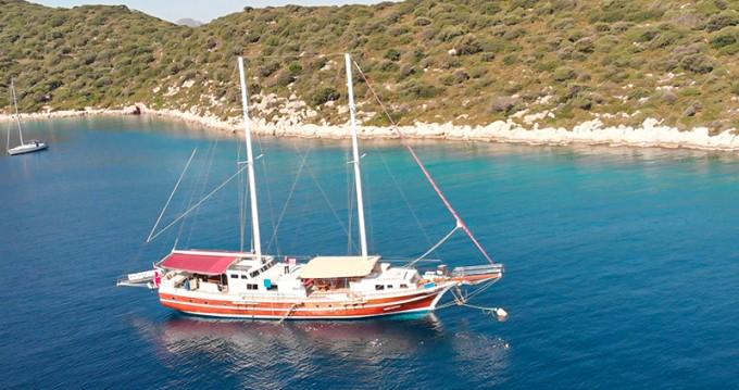 Boat rental  Gulet- Grand Alaturka in Fethiye on Samboat