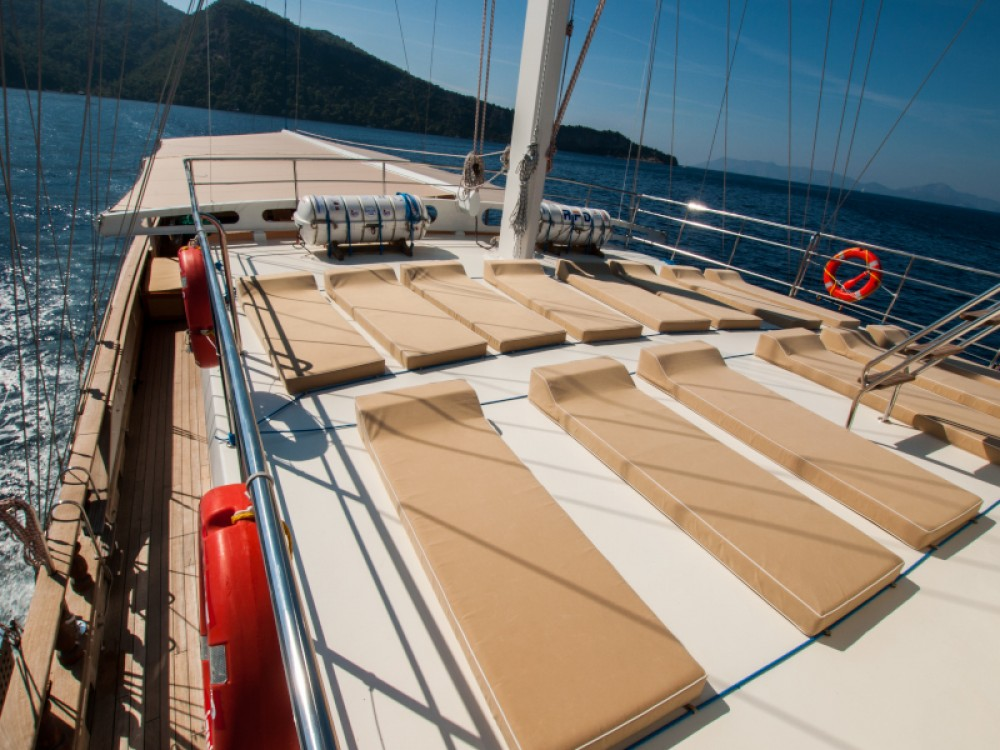 Hire Sailboat with or without skipper  Fethiye