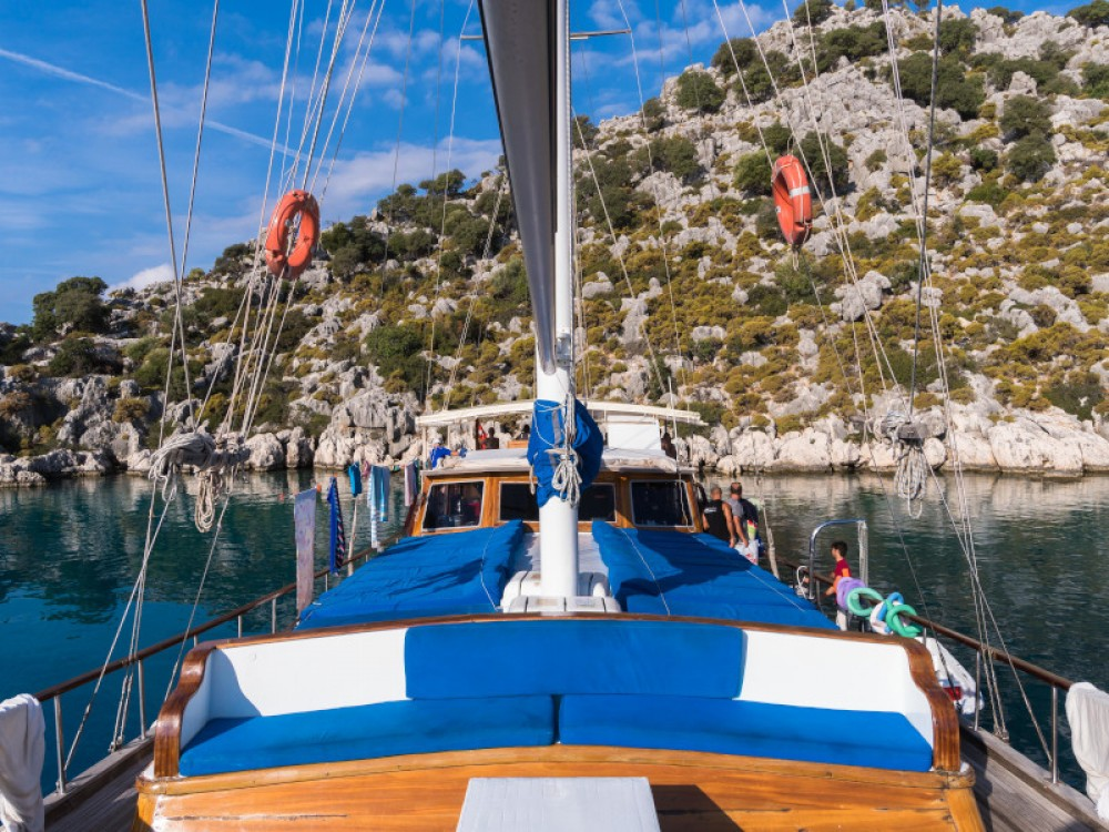 Rental yacht Fethiye -  Gulet- Alaturka 1 on SamBoat