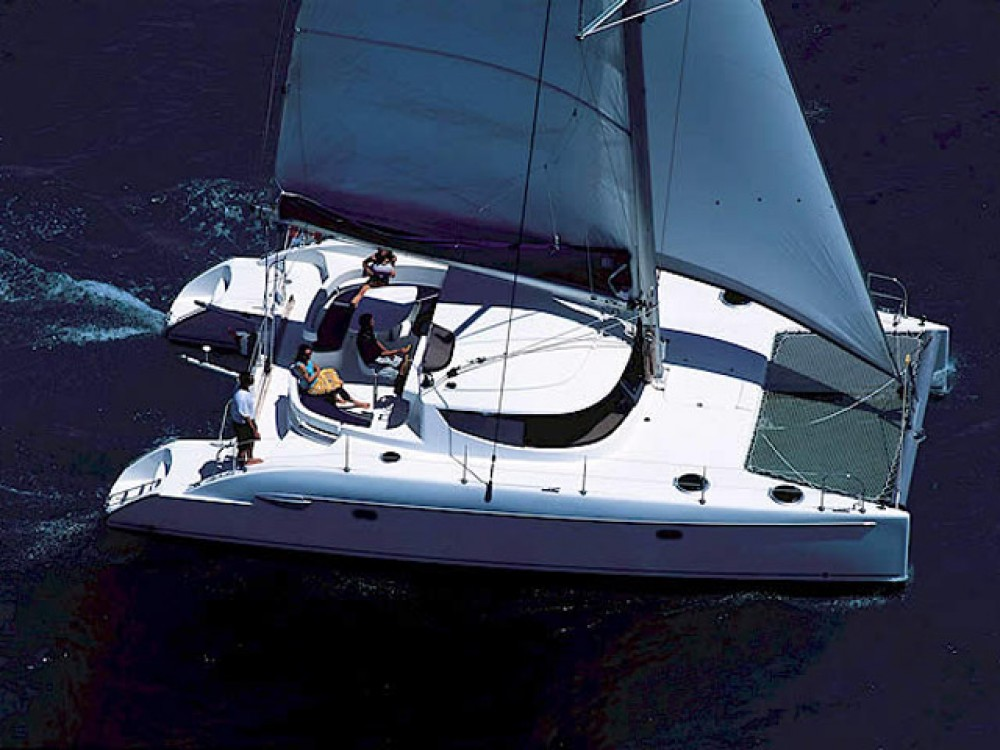 Rent a Fountaine Pajot Lavezzi 40 Piraeus