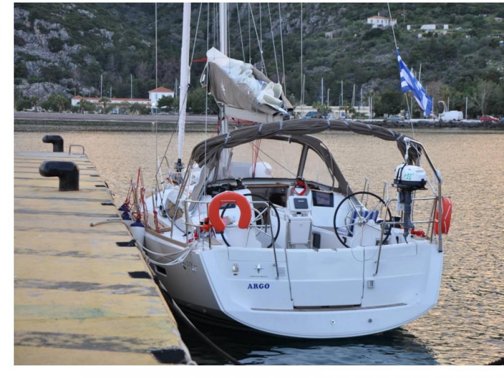 Boat rental Jeanneau Sun Odyssey 379 in  on Samboat
