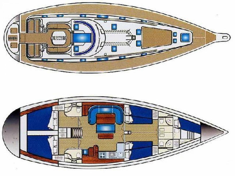Rent a Ocean Ocean Star 51.2 Álimos