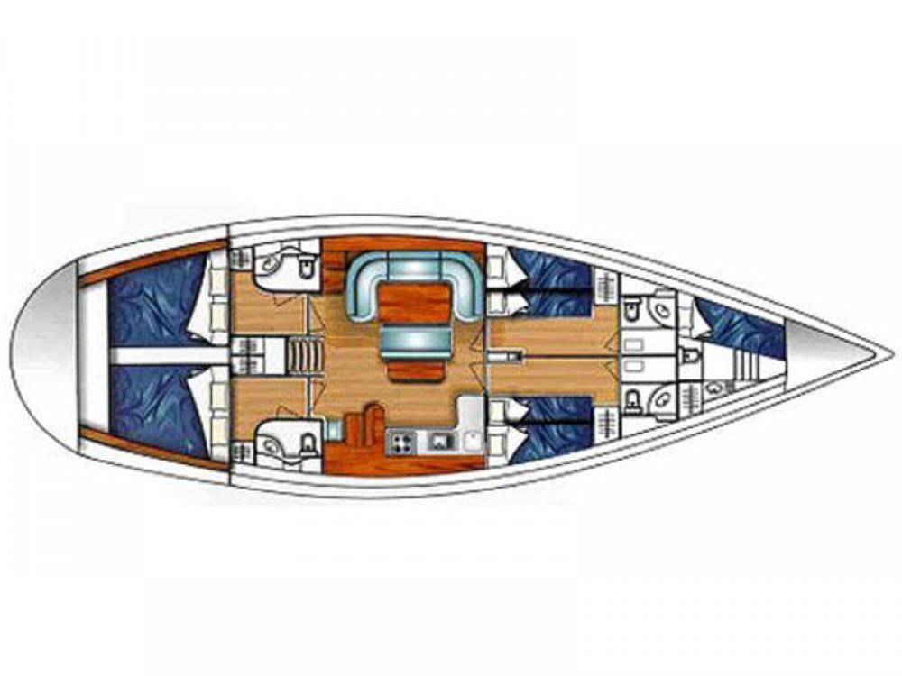 Rent a Ocean Ocean Star 51.2 Piraeus