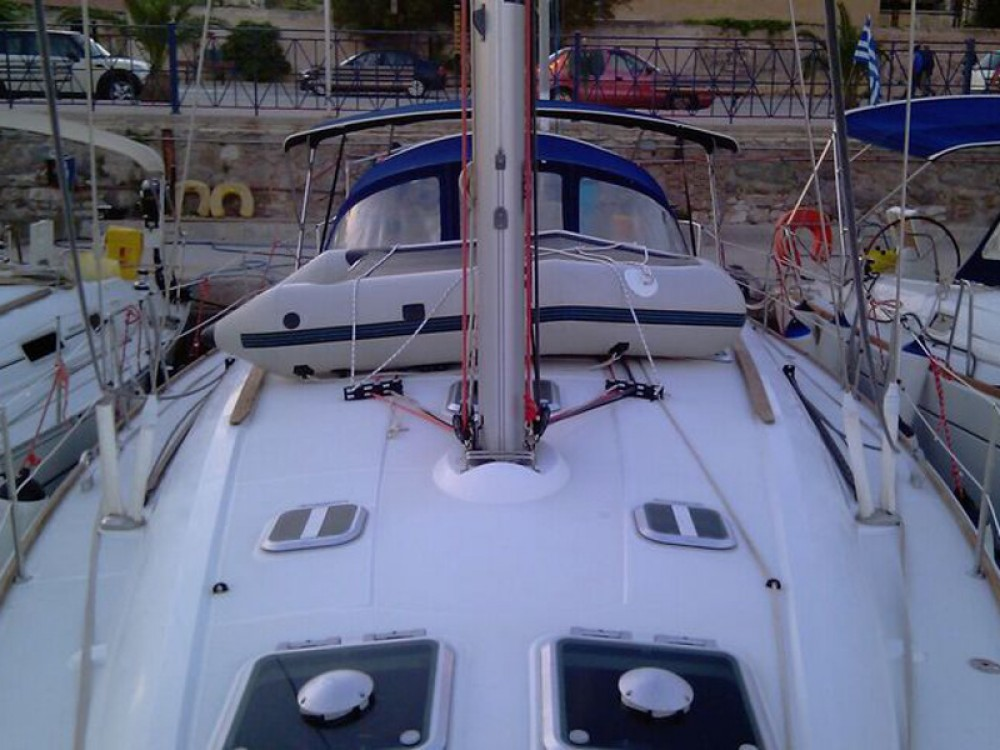 Boat rental Laurium cheap Sun Odyssey 45