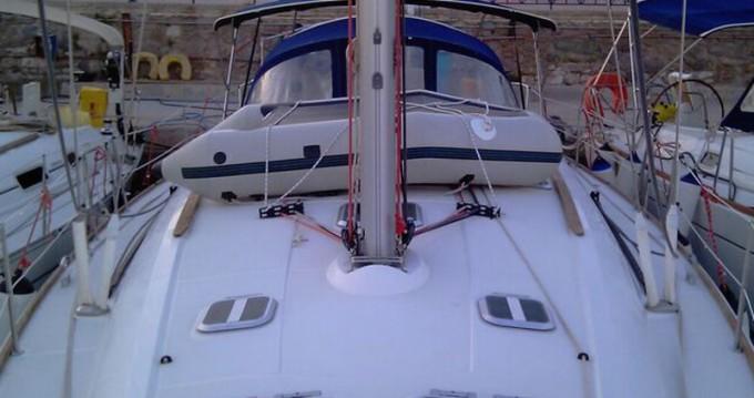 Rental Sailboat in Λαύριο - Jeanneau Sun Odyssey 45