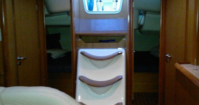 Jeanneau Sun Odyssey 45 between personal and professional Λαύριο
