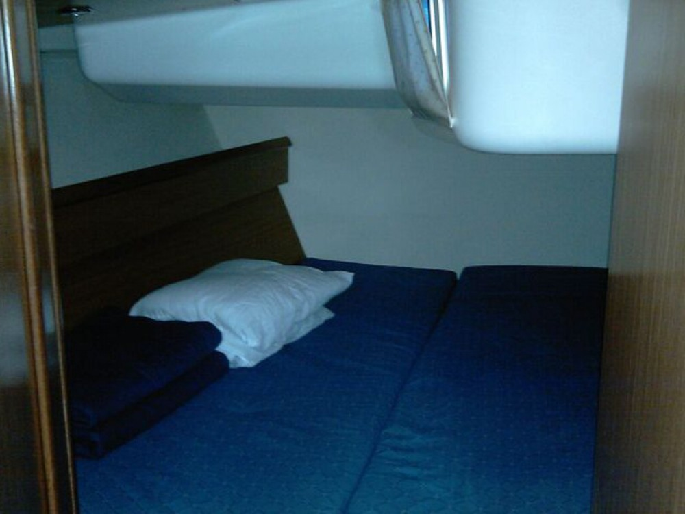 Rental Sailboat in Laurium - Jeanneau Sun Odyssey 45
