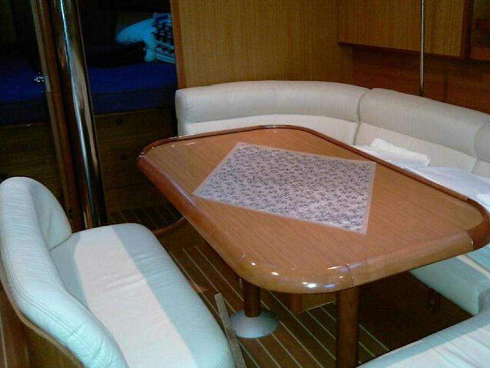 Rental yacht Laurium - Jeanneau Sun Odyssey 45 on SamBoat