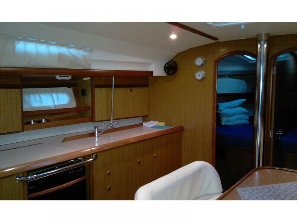 Boat rental Jeanneau Sun Odyssey 45 in Laurium on Samboat