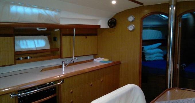 Boat rental Λαύριο cheap Sun Odyssey 45