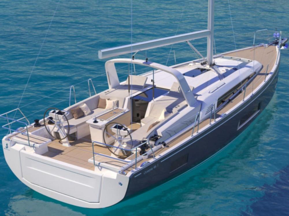 Rental yacht Laurium - Bénéteau Oceanis 461 on SamBoat