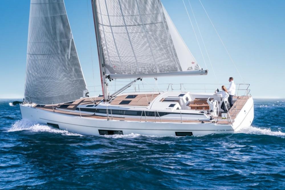 Boat rental Bavaria Bavaria C45 Style in  on Samboat