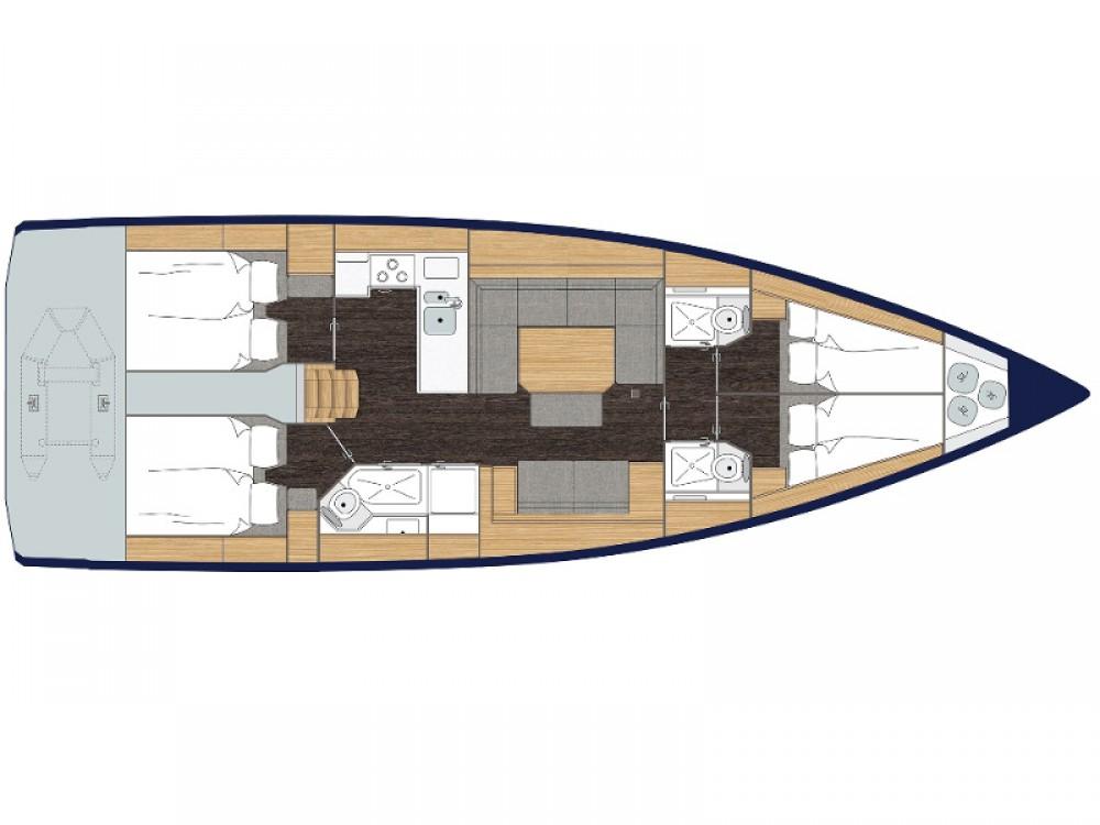 Rental Sailboat in  - Bavaria Bavaria C45 Style