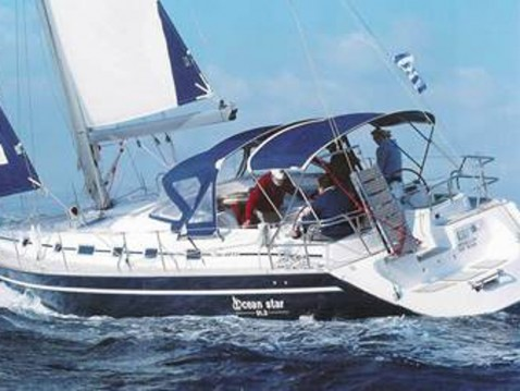 Hire Sailboat with or without skipper Ocean Lávrio
