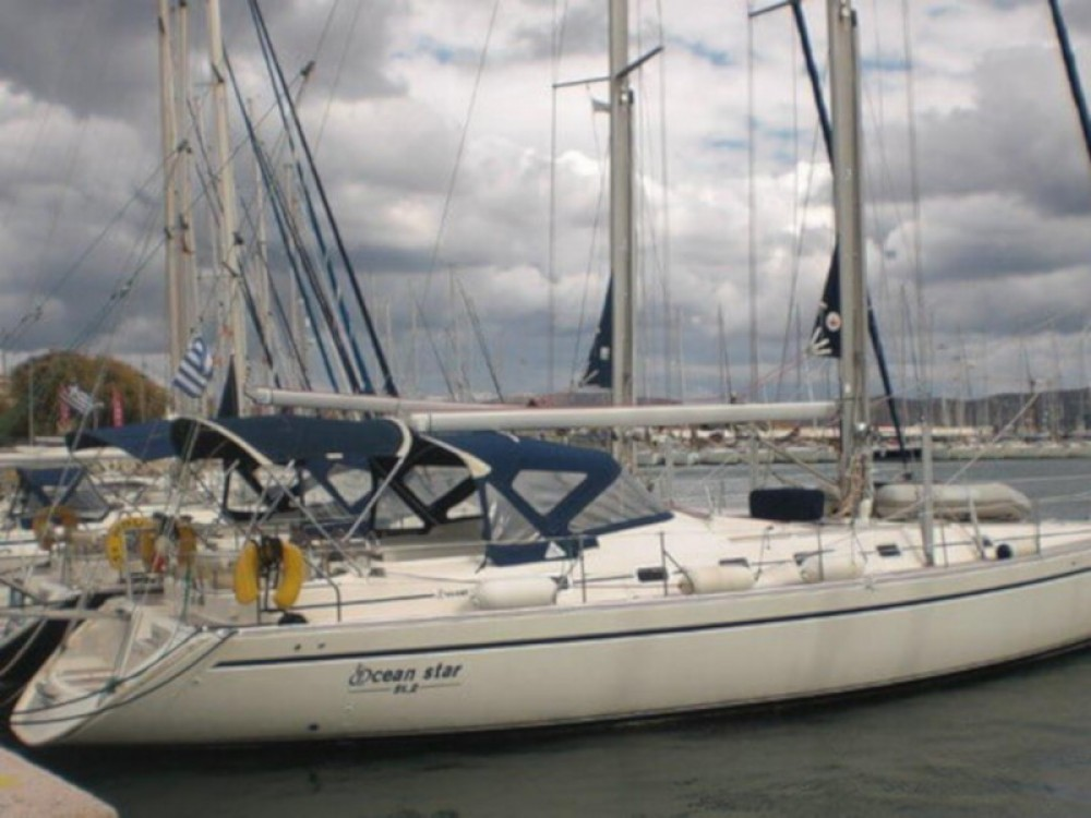 Hire Sailboat with or without skipper Ocean